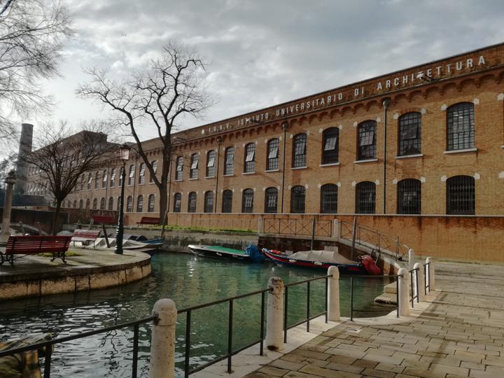Venezia, Ex cotonificio, ora sede dell'IUAV