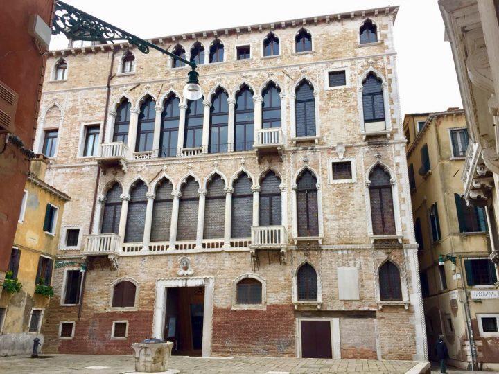 Palazzo Pesaro degli Orfei