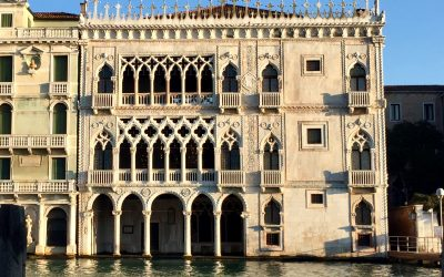 The Ten Most Beautiful Gothic Palazzos in Venice