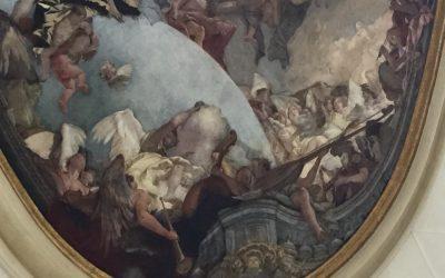 La Pietà, ora come allora, a Venezia