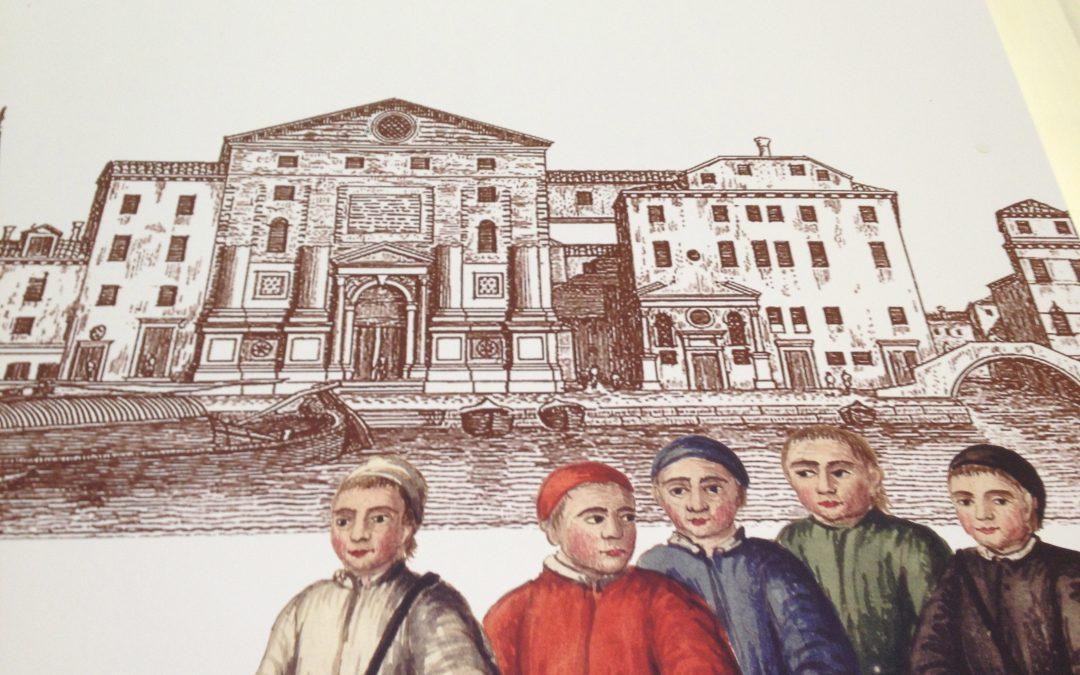 Das Pietà-Institut, damals und heute