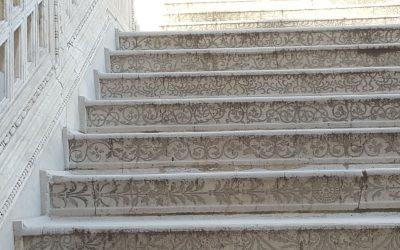 Парадные лестницы Дворца Дожей — Лестница гигантов