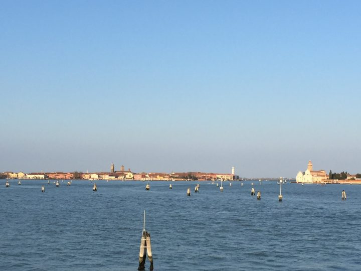 Photo 29: Murano in the foreground and the church of S. Michele on the right