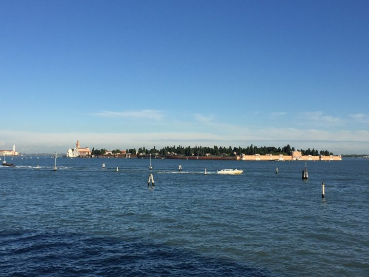 Photo 30: the island of S. Michele