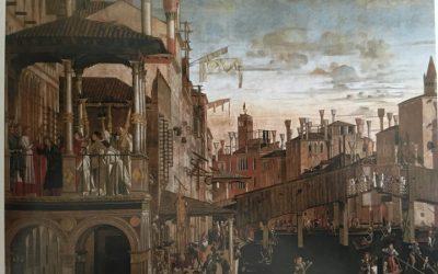 Il Ponte di Rialto sul Canal Grande, una storia particolare