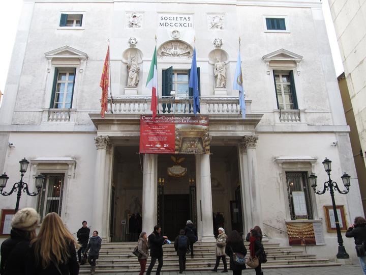 Venezia, Teatro La Fenice
