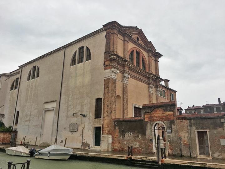 Venezia, Chiesa di San Girolamo