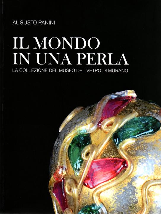 Copertina del catalogo. Foto di Augusto Panini. Museo del Vetro di Murano, Venezia