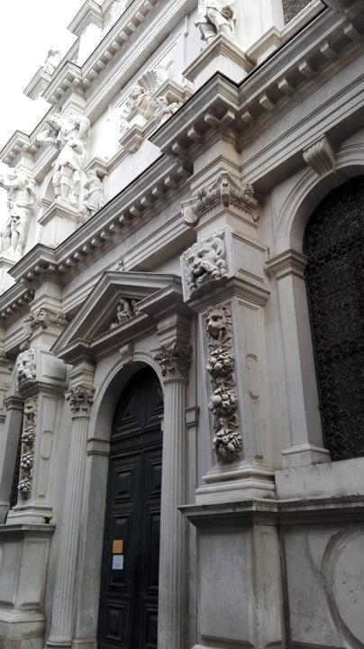 Venezia, Chiesa Derelitti dell'Ospedaletto