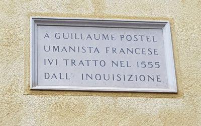 Guillaume Postel e l'Inquisizione a Venezia