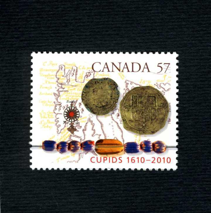 Francobollo commemorativo canadese. Foto di Gorgio Teruzzi