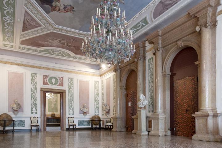 Il palazzo Querini Stampalia a Venezia