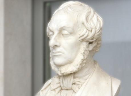 Busto di Giovanni Querini Stampalia di Venezia