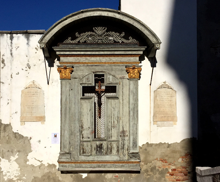 shrine Santa Croce Venice