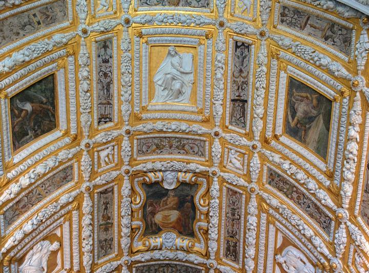 La scala d'oro a Palazzo Ducale, Venezia