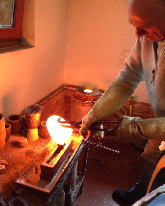 Blattgold – ein antikes Kunsthandwerk im Herzen Venedigs