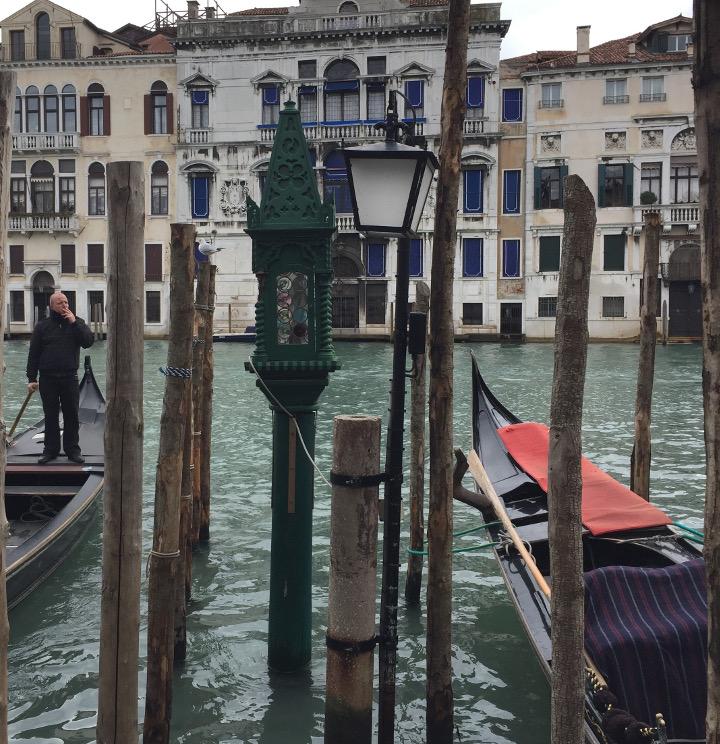 shrine ferry Venice