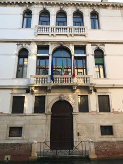 School façade