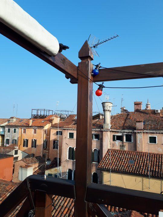 L'altana di Martina e il suo panorama, Venezia