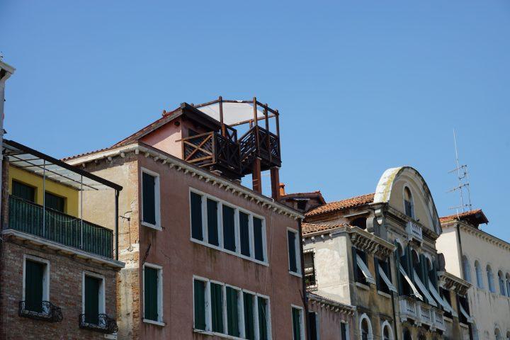 Venetian altana, Fondamenta Condulmer