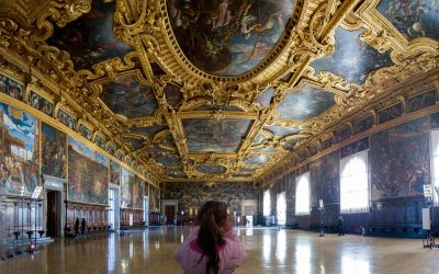 Scavenger hunt in the Doge's Palace and St. Mark's Basilica