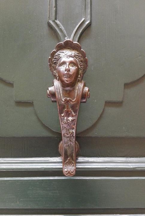 Maniglia di porta veneziana