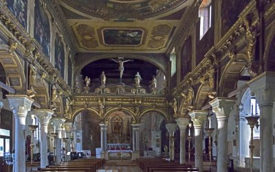 San Nicolò dei Mendicoli Church, a hidden treasure in Venice