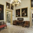 Interni di palazzo Querini Stampalia a Venezia