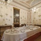 Sala da pranzo in palazzo Querini Stampalia a Venezia