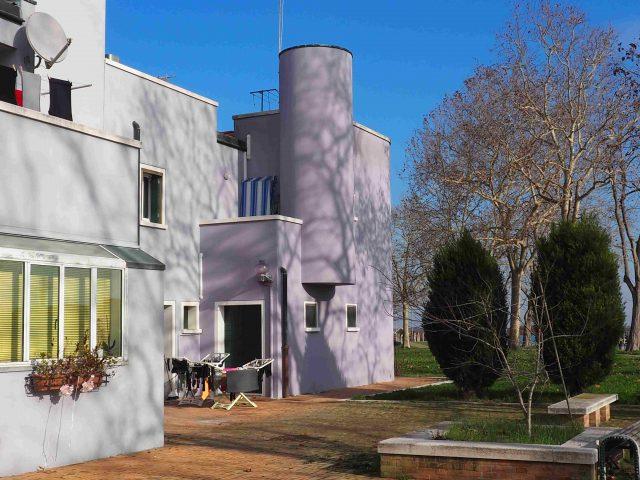 'Campiello' nell'edilizia residenziale popolareall'isola di Mazzorbo