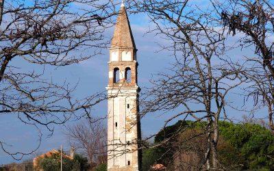 Mazzorbo: un'isola della laguna veneziana nell'antichità e nel presente