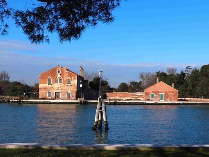 Mazzorbetto island opposite Mazzorbo