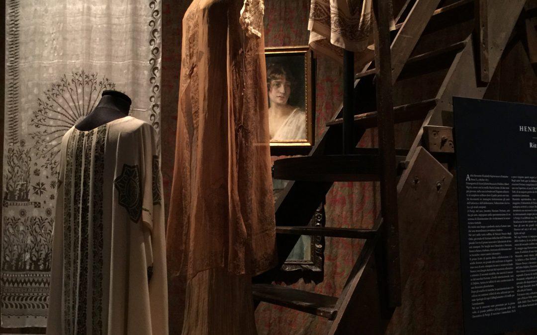 Présences de Mariano Fortuny y Madrazo à Venise (à savoir) «le but de ma vie est l'art»