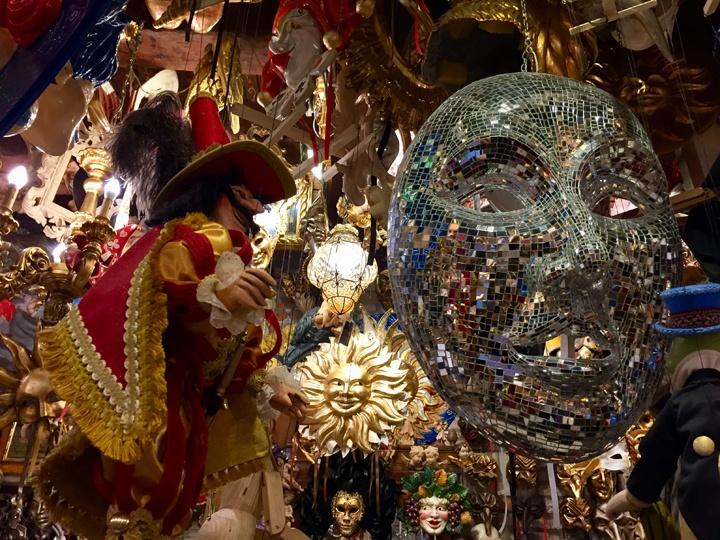 Maschere e burattini a Venezia