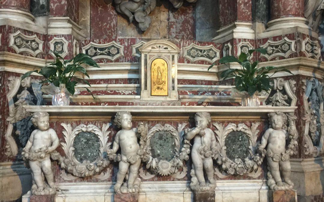 Les Carmes Déchaux à Venise et leur église: première partie