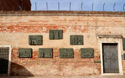 Signs of remembrance: the Shoah in Venice
