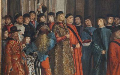 The Compagnia della Calza in Venice
