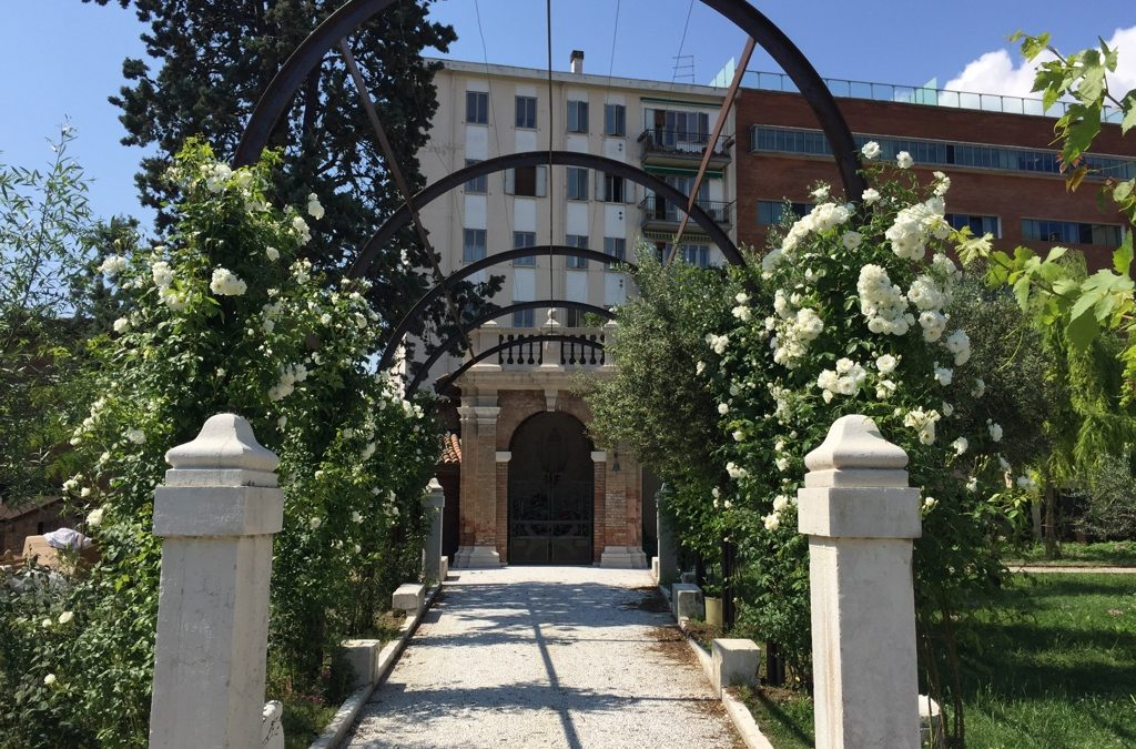 The Discalced Carmelites in Venice and their garden