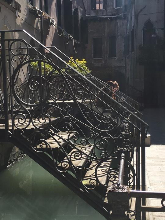 Ringhiera di ponte, Venezia