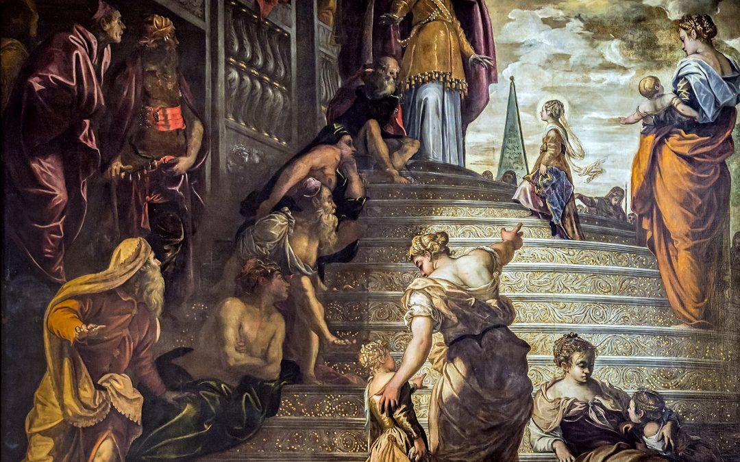 Tintoretto alla Madonna dell'Orto