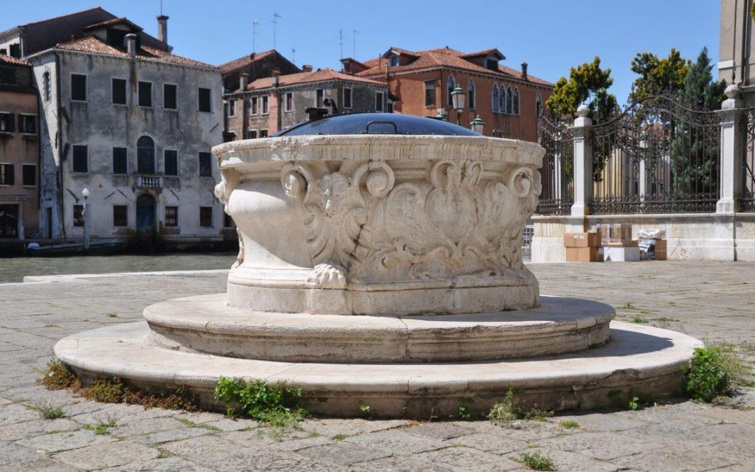 Los pozos de Venecia
