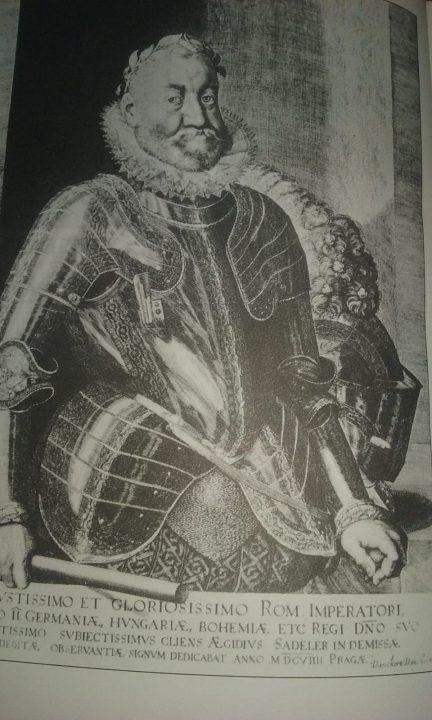 Císař Rudolf II