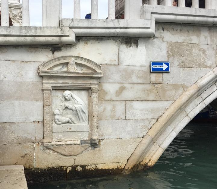 Las capillas votivas de Venecia