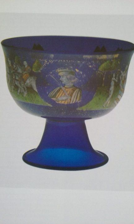 pohár Barovier 1470