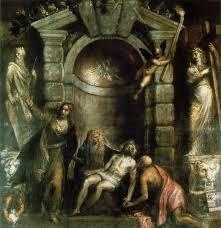 Pietà by Tiziano -1576