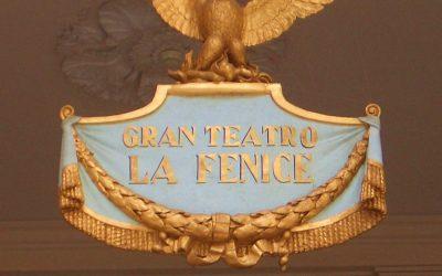 La fundación del Gran Teatro «La Fenice»