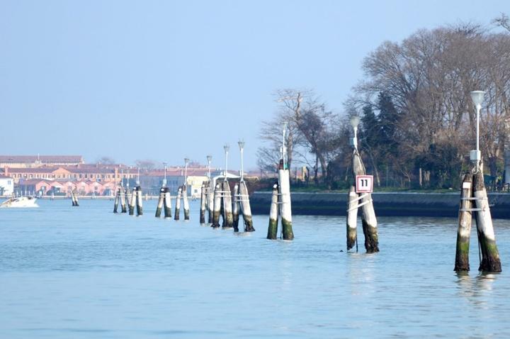 Limiti di velocità a Venezia