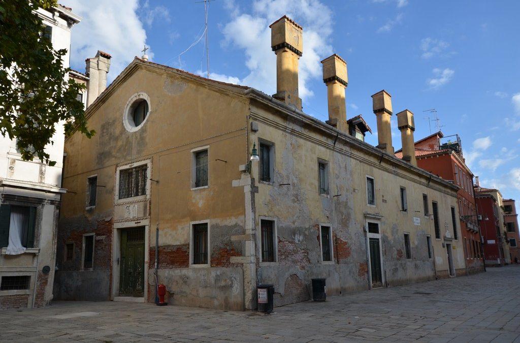 Venezia segreta: visita guidata all'Oratorio dei Crociferi e alla Chiesa dei Gesuiti