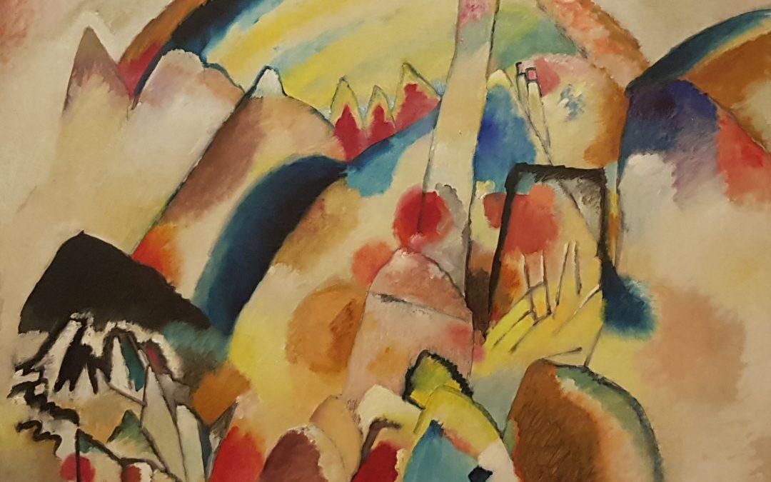 Peggy Guggenheim und ihre Sammlung im Palazzo Venier dei Leoni