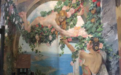 "Spuren von Mariano Fortuny y Madrazo in Venedig oder ""Le but de ma vie est l'art"""